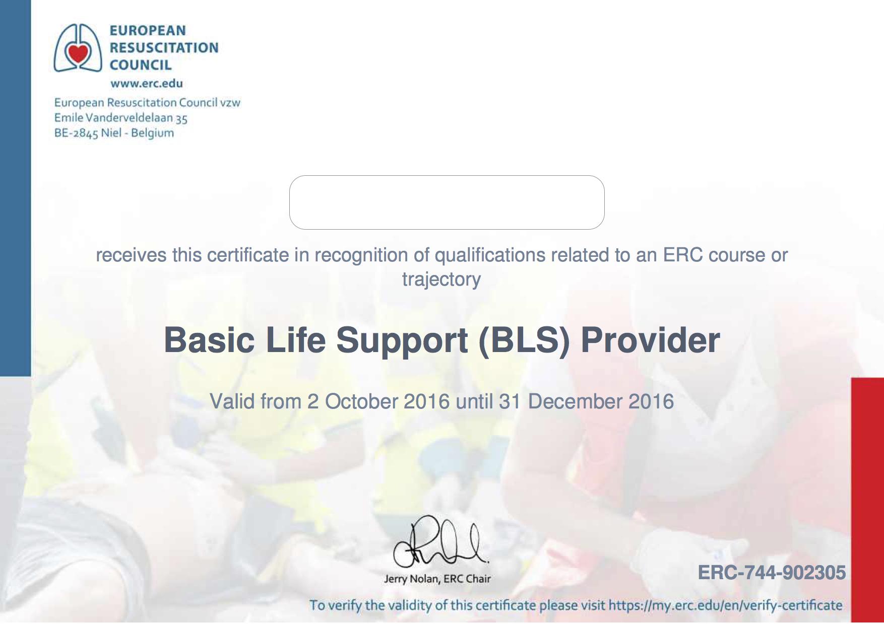 Blsaed Provider Course Diakonia Wang Kursy Resuscytacji